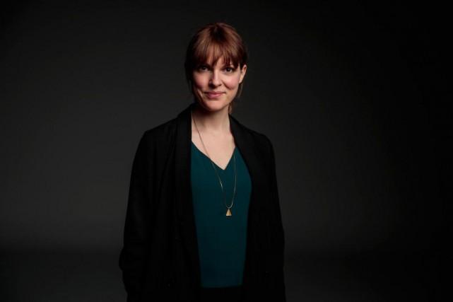 Rachel Graton reviendraau petit écran pour la deuxième... (PHOTO HUGO-SEBASTIEN AUBERT, LA PRESSE)