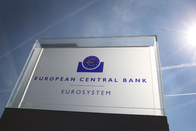 La BCE devra en particulier évaluer le degré... (AFP)