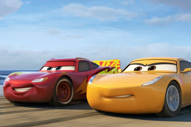 Cars 3... (Photo fournie par Pixar)