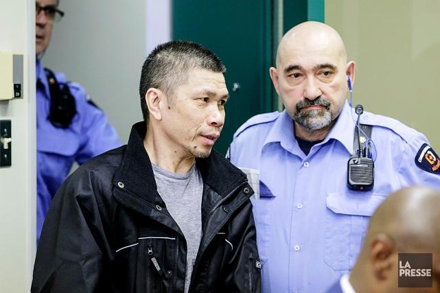 Van Son Nguyen a comparu devant la Commission... (PHOTO ALAIN ROBERGE, ARCHIVES LA PRESSE)