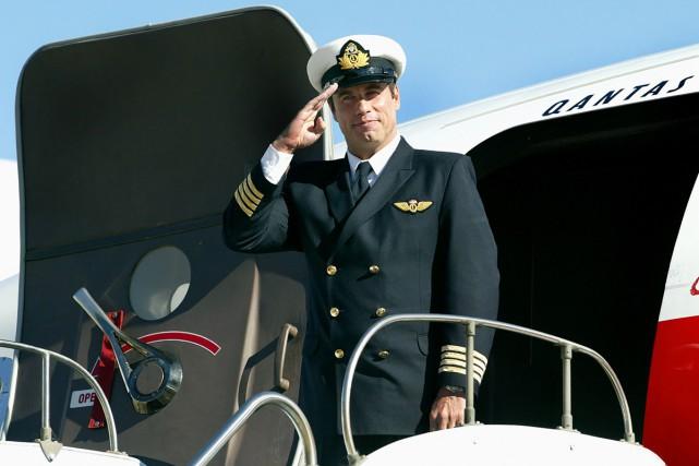 L'acteur américain John Travolta a annoncé le don de son «bien-aimé» Boeing 707... (PHOTO ARCHIVES AFP)