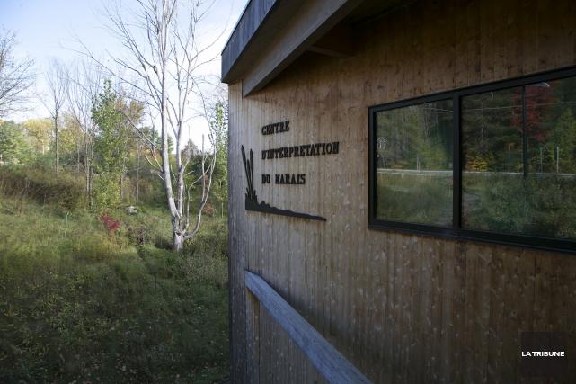 L'Association du marais de la Rivière-aux-Cerises (LAMRAC) a... (Archives, La Tribune)