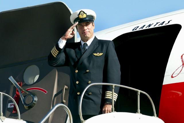 John Travolta a fait don de son «bien-aimé»... (AFP, Greg Wood)