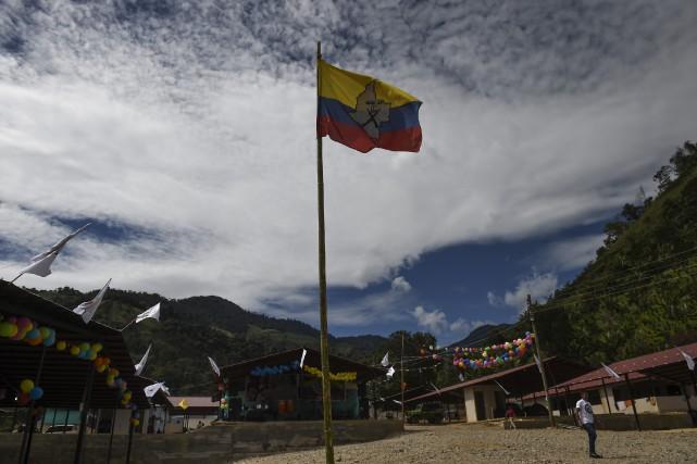 Près de 7000 guérilleros de la plus importante... (AFP)