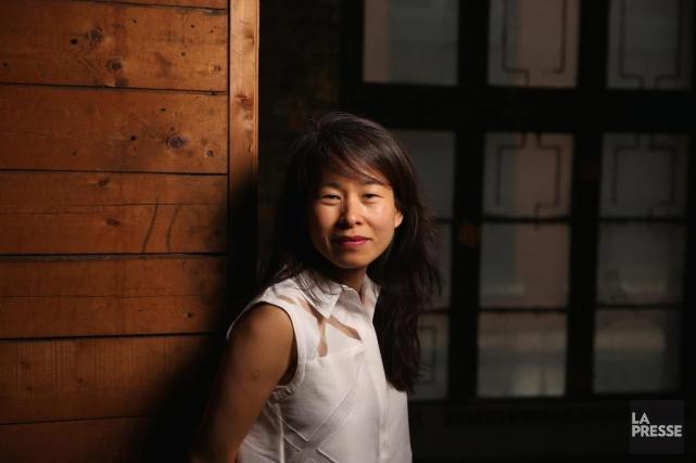 Le nom de l'écrivaine KimThúy apparaîtra dans la... (Photo archives La Presse)
