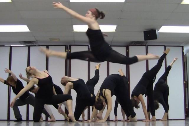 Après 31 ans d'existence, l'école de danse l'Arabesque de Sherbrooke cesse ses... (Photo tirée de Facebook)