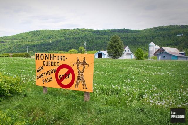 Hydro-Québec n'a pas l'intention de ralentir ses exportations d'électricité... (Archives La Presse)