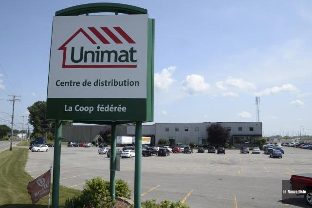 La Coop fédérée fermera ses installations de Trois-Rivières.... (Sylvain Mayer, Le Nouvelliste)