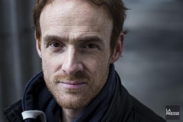 Le comédien Vincent Leclerc est le porte-parole du... (Archives, La Presse)