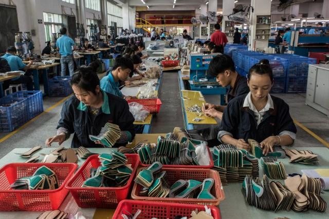 L'organisme China Labor Watchprévoyait publier un rapport sur... (ARCHIVES)