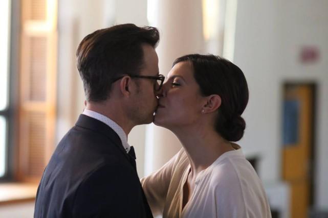 Plan B raconte l'éclosion et l'implosion du couple... (Photo fournie par Séries +)