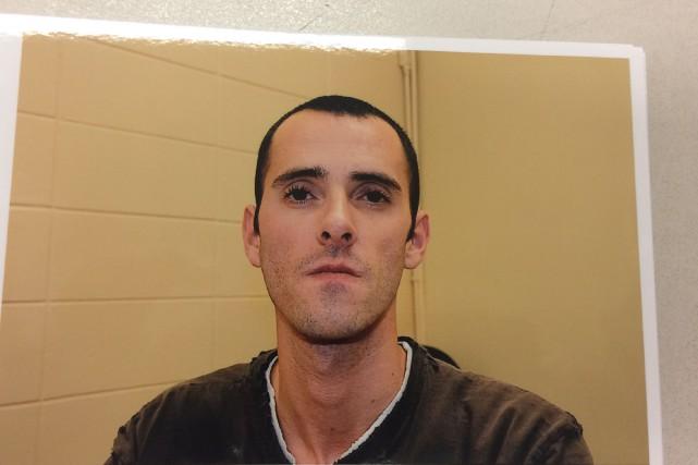 Jean-François Roy, 31 ans, admet avoir causé la... (fournie par la Sûreté du Québec)