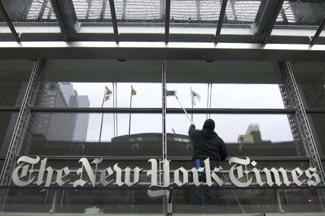 Le New York Timesavait déjà indiqué en janvier... (Photo Gary Hershorn, ARCHIVES REUTERS)