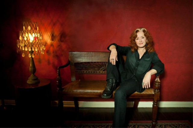 Bonnie Raitt... (Photo fournie par Redwing Records)