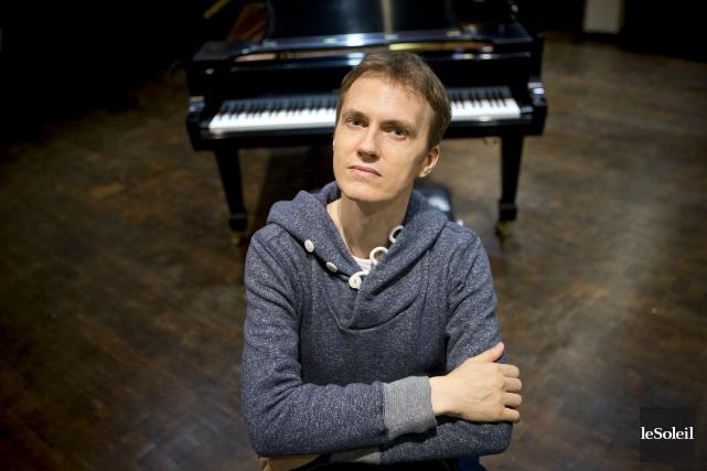 Le pianiste Alexandre Tharaud... (Photothèque Le Soleil)