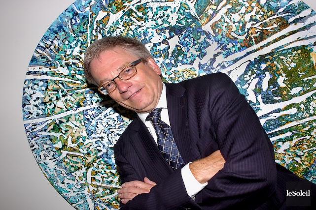 Le scientifique en chef du Québec, Rémi Quirion... (Photothèque Le Soleil, Jean-Marie Villeneuve)