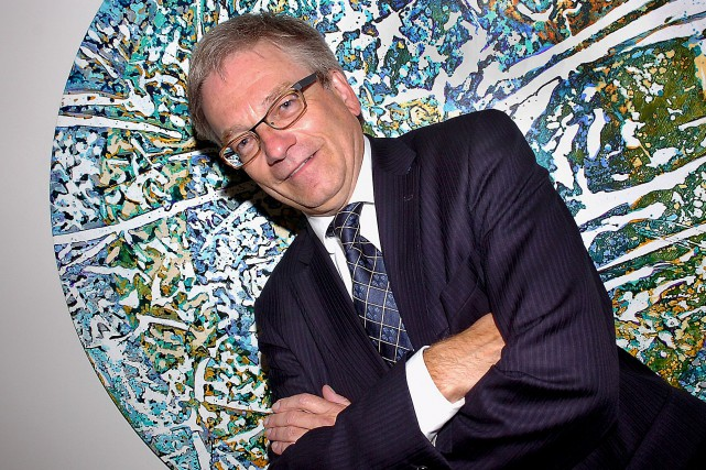 Le scientifique en chef du Québec, Rémi Quirion,... (Photothèque Le Soleil, Jean-Marie Villeneuve)
