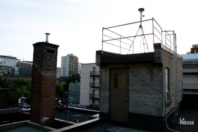 En janvier 2016, le Réseau de surveillance de... (Photo Olivier Jean, La Presse)