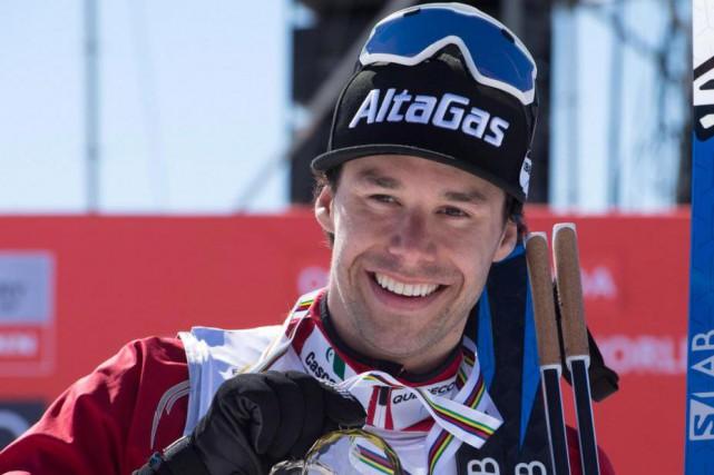 Alex Harvey... (PhotoJacques Boissinot, archives La Presse canadienne)