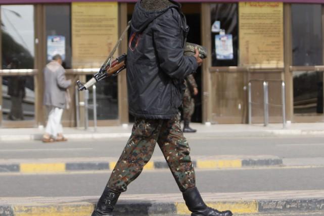L'Arabie saoudite a été le théâtre depuis fin... (ARCHIVES REUTERS)