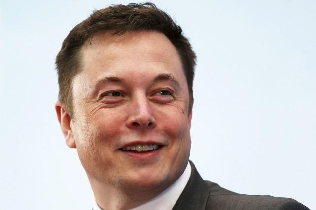 Elon Musk... (ARCHIVES REUTERS)