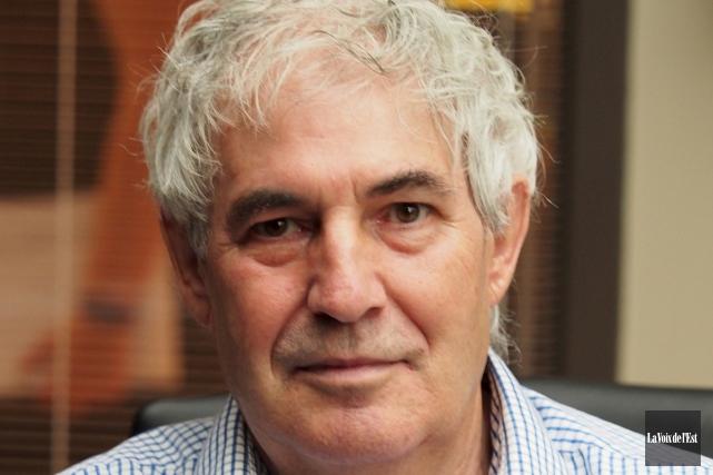 Le maire de Stukely-Sud, Eutiquio Alvarez.... (archives La Voix de l'Est)