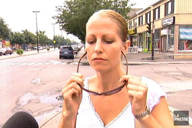 KarlaHomolka a été libérée en 2005 après avoir... (CAPTURE D'ÉCRAN ARCHIVES LA PRESSE)
