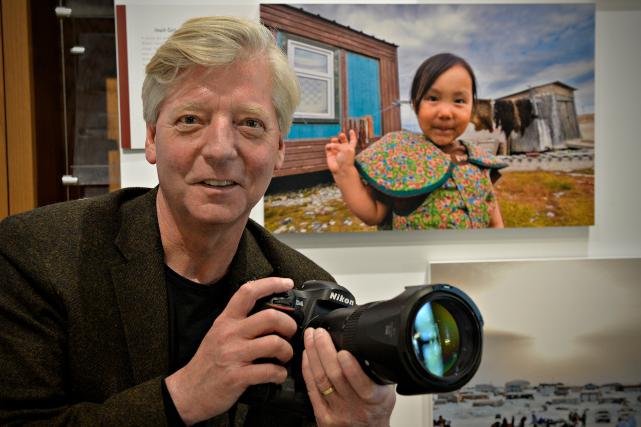 Pour Stephen Gorman, photographe américain de l'Arctique, la décision du...