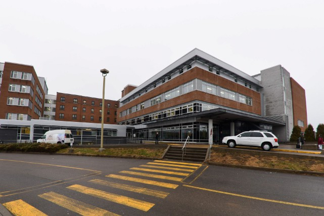Le centre hospitalier de Trois-Rivières.... (Photo: François Gervais)