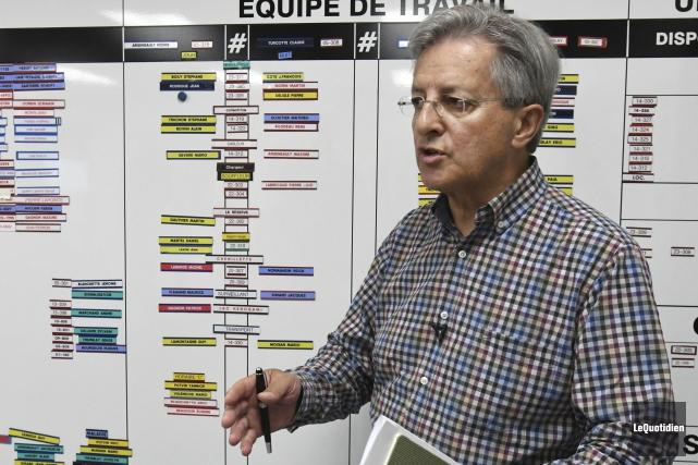 Le maire Jean Tremblay... (Archives Le Quotidien, Michel Tremblay)