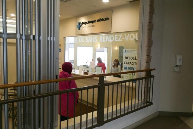 La démarche juridique de Bonjour-santé, que l'entreprise qualifie... (Photo François Roy, Archives La Presse)