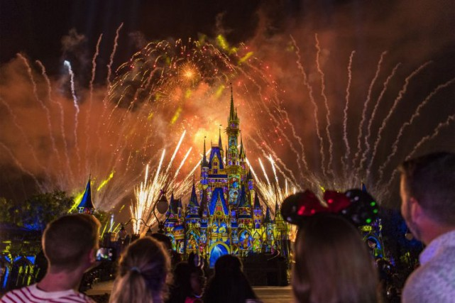 Happily Ever After est le nouveau spectacle son... (Photo fournie par Disney World)