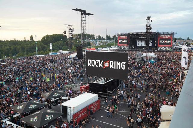 Les organisateurs ont dit espérer que le festival... (AFP, Thomas Frey)