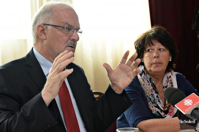 L'avocat des victimes, qui a intenté l'action collective,... (Photo Patrice Laroche, archives Le Soleil)