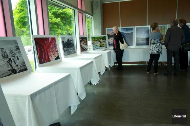 Les photos gagnantes feront bientôt partie d'une exposition... (Catherine Trudeau, La Voix de l'Est)