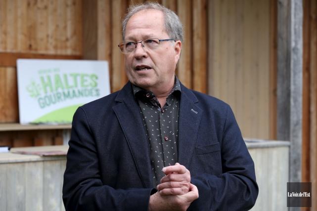 Le conseiller municipal sortant du district deux, Jean-Luc... (Christophe Boisseau-Dion, La Voix de l'Est)