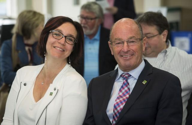 La présidente du comité d'approbation des projets, Marie-Claude... (François Gervais)