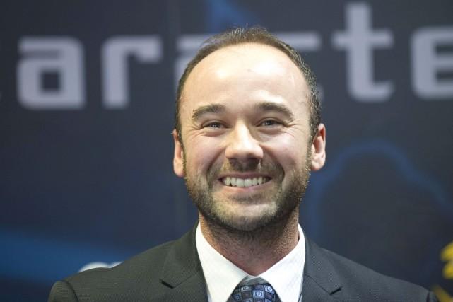 Le nouvel entraîneur-chef Daniel Renaud a hâte de... (Sylvain Mayer)