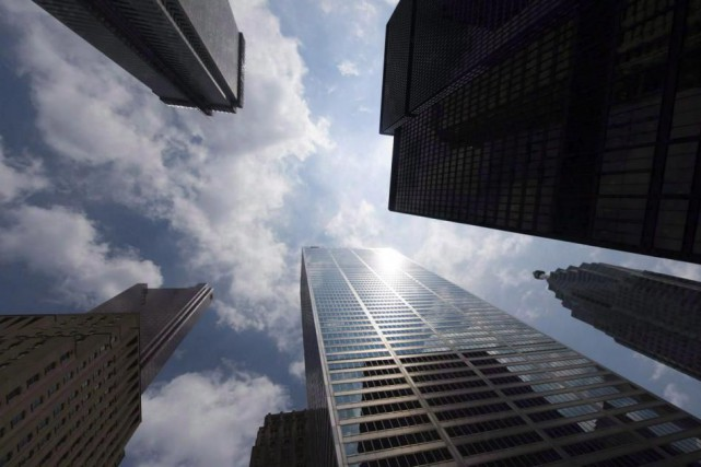 Avec la Banque de l'infrastructure du Canada, qui... (La Presse canadienne, Adrien Veczan)