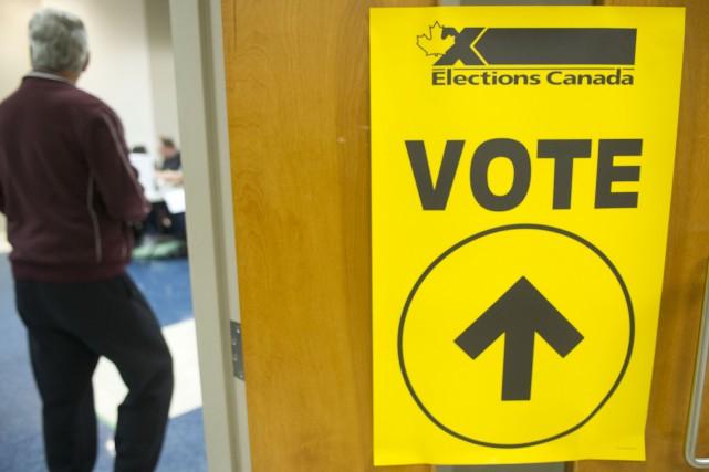 Notre mode de scrutin majoritaire fait en sorte... (Stéphane Lessard, Le Nouvelliste)