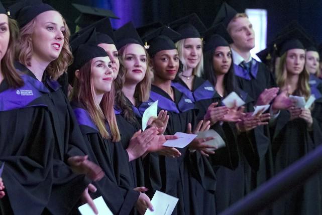 Pas moins de 672 étudiants de l'Université Bishop's... (Spectre Média, Maxime Picard)