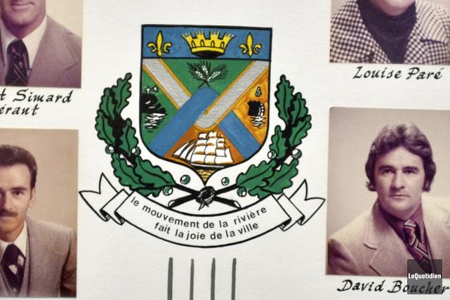 L'ancienne devise de la Ville de Chicoutimi était... (Archives Le Quotidien, Jeannot Lévesque)