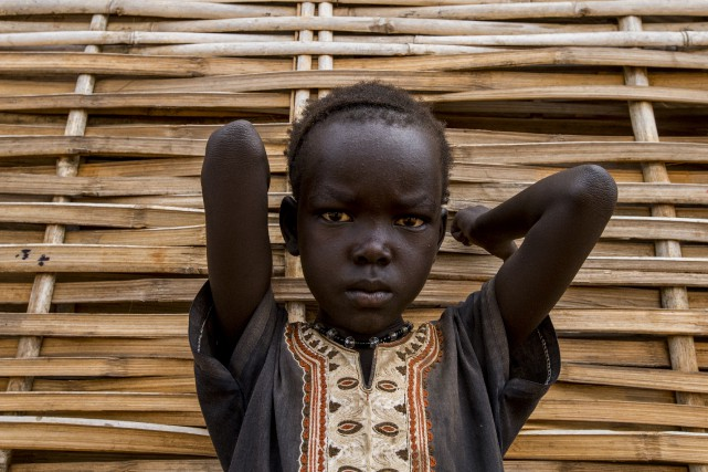 Victime d'une guerre civile depuis 2013, la population... (PHOTO: United Nations Photo - Flickr.com)