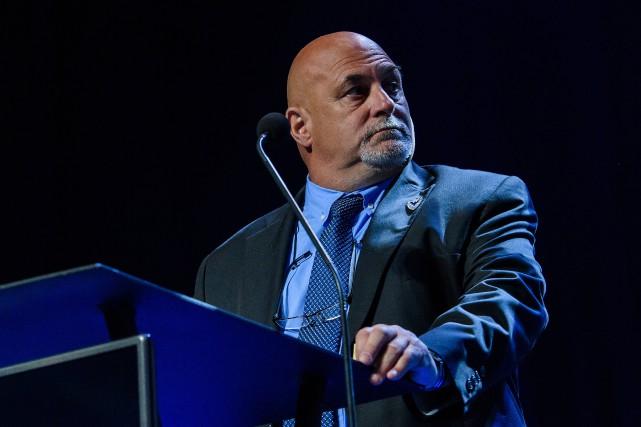 Alain Préfontaine, recruteur-chef du Phoenix... (Vincent Ethier, LHJMQ Média)