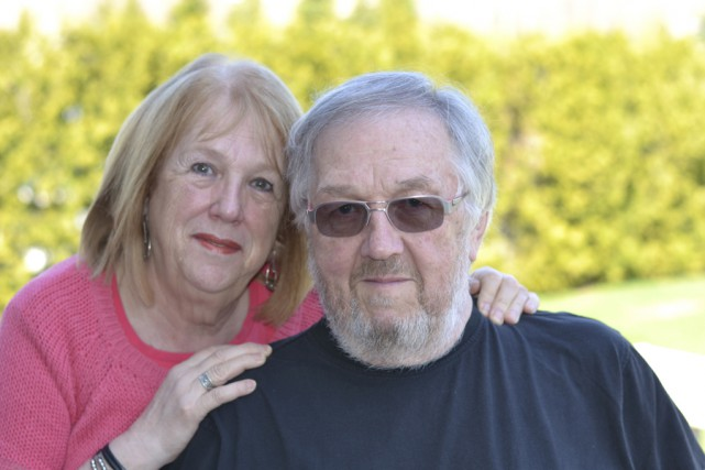 Suzette Duguay et Gilles Samson, un couple à... (Gilles Samson)