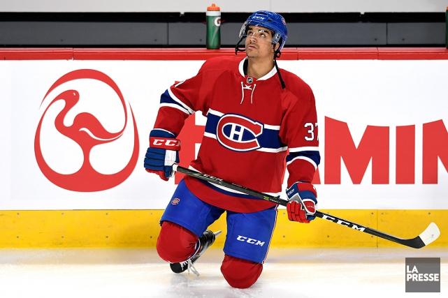 En 64matchs dans la LNH la saison dernière... (PHOTO BERNARD BRAULT, ARCHIVES LA PRESSE)