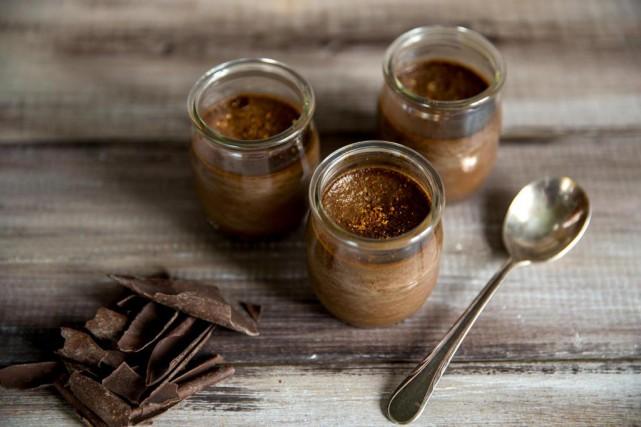 Crème au chocolat et au piment d'Espelette... (Photo Marco Campanozzi, La Presse)