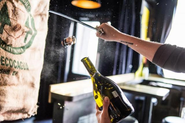 La Champagnerie fête ses quatre ans en lançant... (Photo fournie par La Champagnerie)