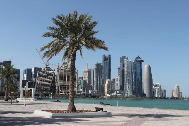 Le Qatar est un riche pays gazier du... (ARCHIVES AFP)