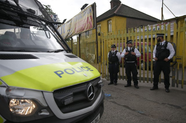 La police avait mené deux nouvelles perquisitions à... (AFP)